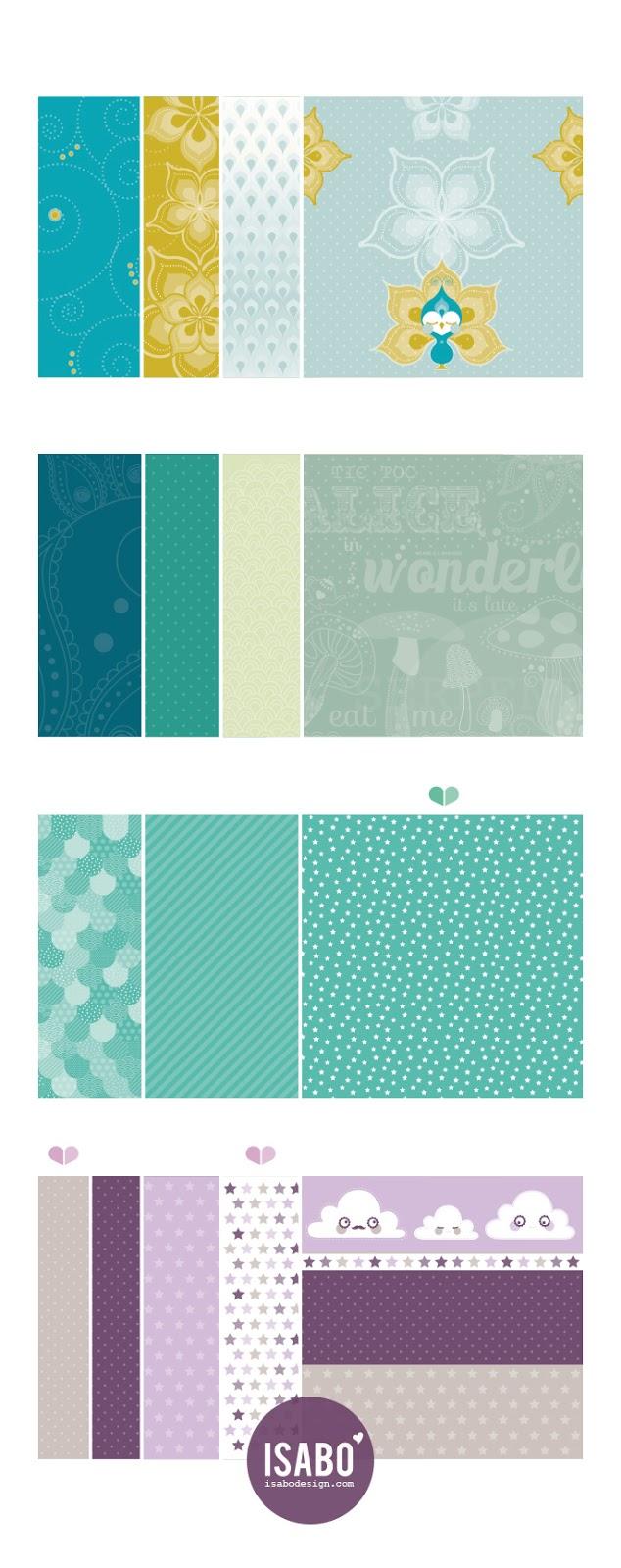 isabo-hobby-di-carta-scrapbooking-paper-design