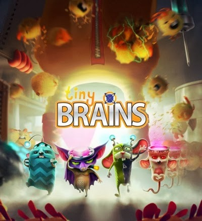 Tiny Brains PC Full Español