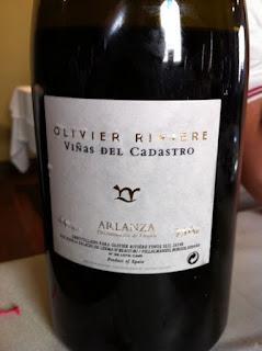 olivier-riviere-viñas-del-cadastro-arlanza-tinto