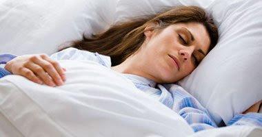 النوم الباكر ربح لصحة