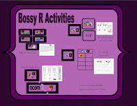 Teachers R US: Bossy R Activities