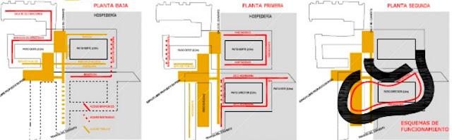 Concurso Hospedería de Turismo en Herrera del Duque ( Badajoz)