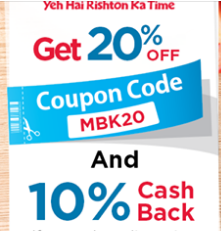 Dominos : Get 20% off + 10 % cashback on ordering online