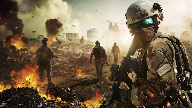 Ghost Recon Future Soldier Tom Clancy's software HD Wallpaper