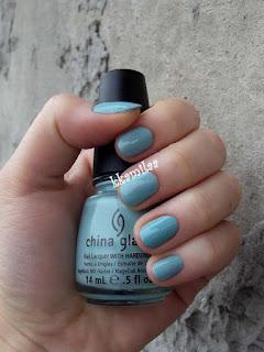 China Glaze Electropop - Kinetic Candy