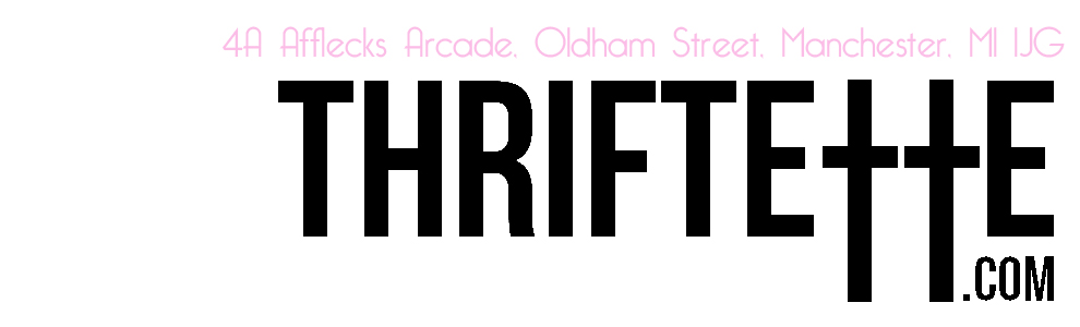 The Thriftettes Blog