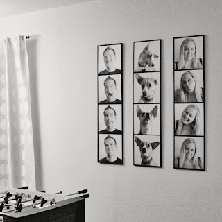 Make large-format wall art from engineering prints
