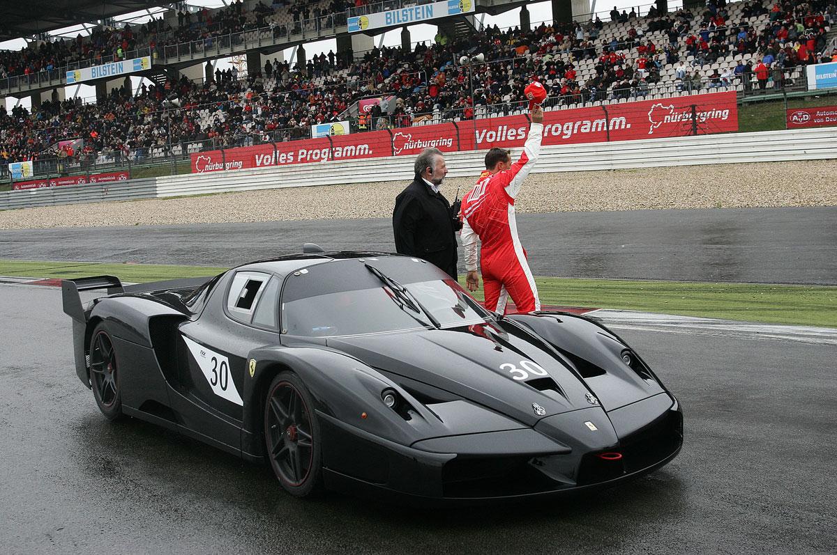 Hd Car Wallpapers Ferrari Fxx Black