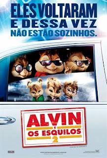 Assistir Alvin e os Esquilos 2 Dublado Online HD