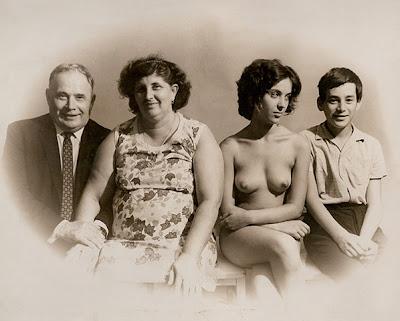 László Török -  Family, 1972