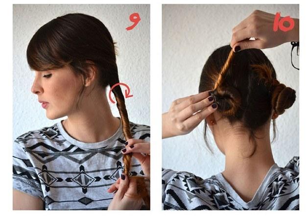 Yuya Peinados Para Cabello Corto - 4 PEINADOS RÁPIDOS PARA FIESTA Yuya YouTube