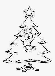 Arbol de Navidad para Colorear, parte 4
