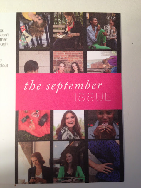 What's in My September Birchbox