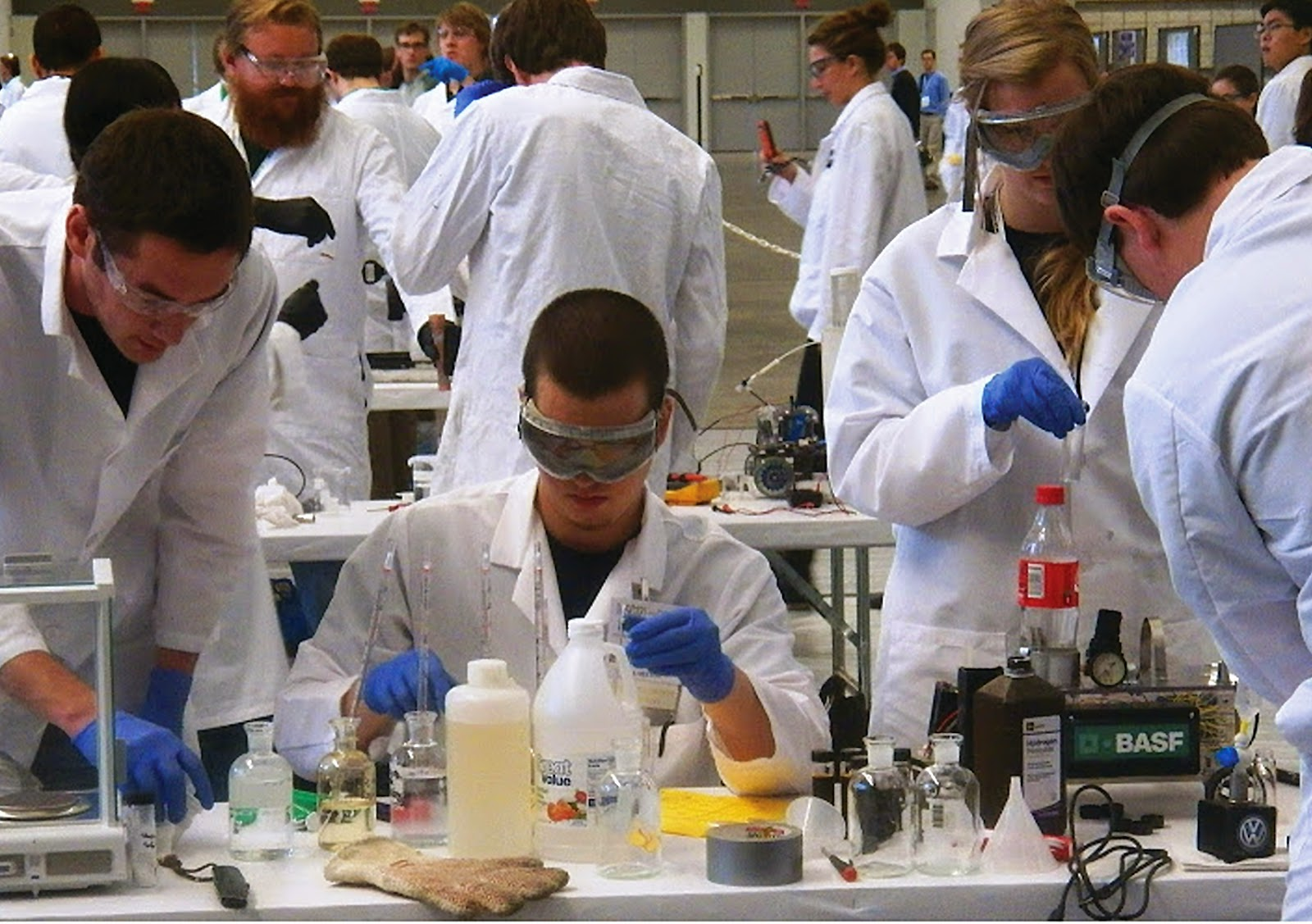 Chemical Engineering Degree Eligibility & Scope