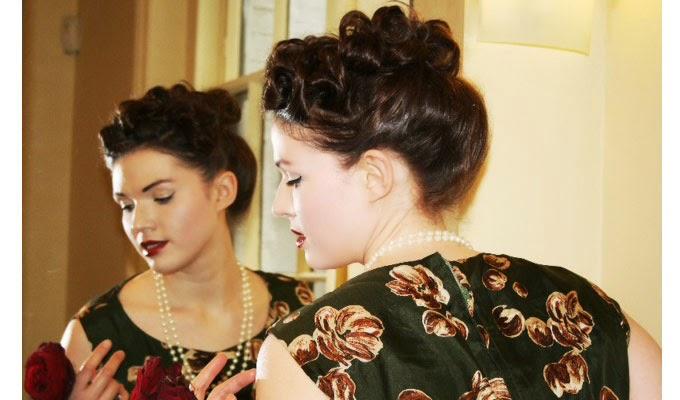 Vala Yates Hair 1940