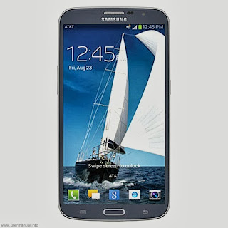 Samsung Galaxy Mega SGH-I527 User guide Manual for AT&T