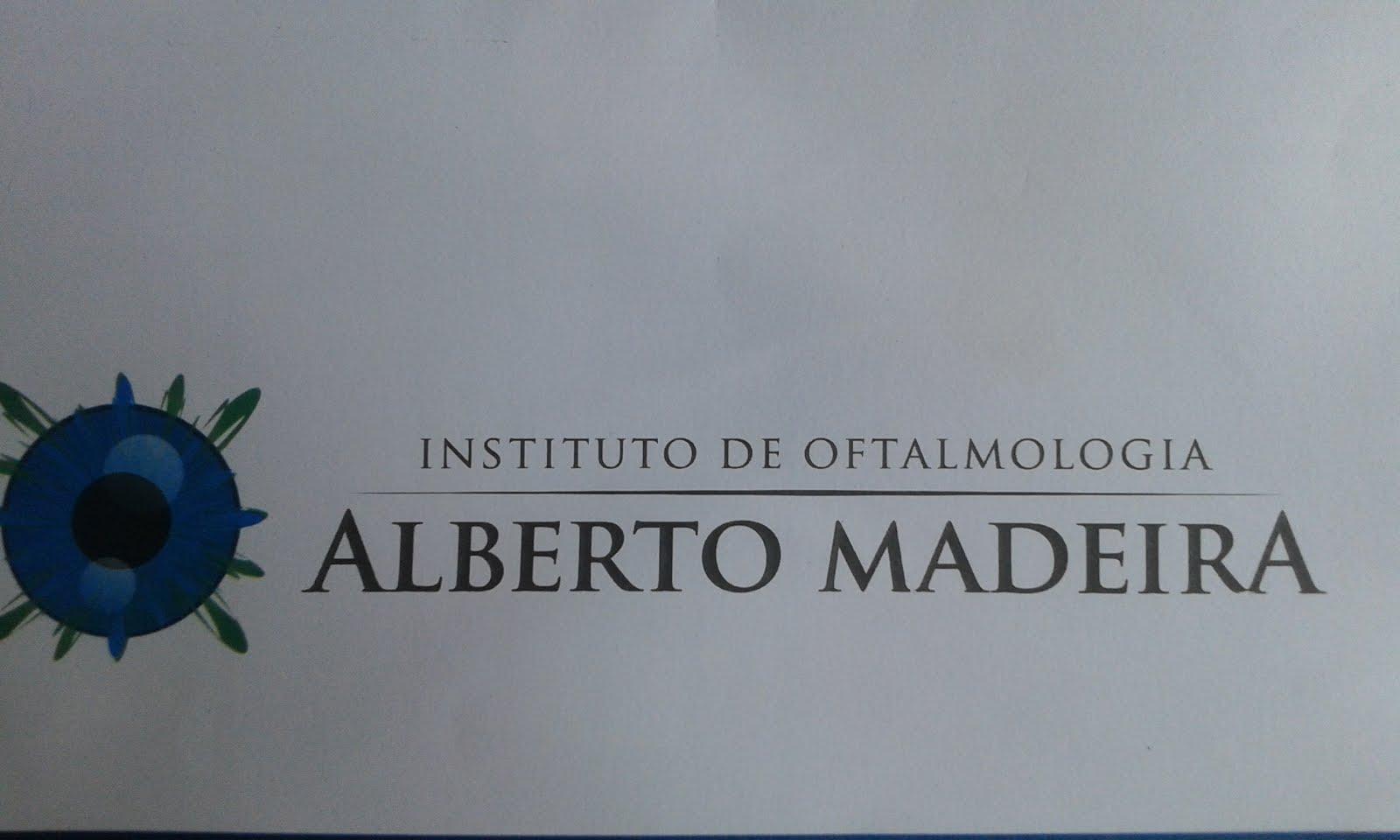 Dr. Alberto Madeira - Oftalmologista