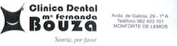 Clínica Dental Mª Fernanda Bouza