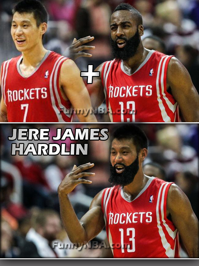 JereJames HardLin the Next Big Thing in NBARush Hour 4 Jeremy Lin James Harden