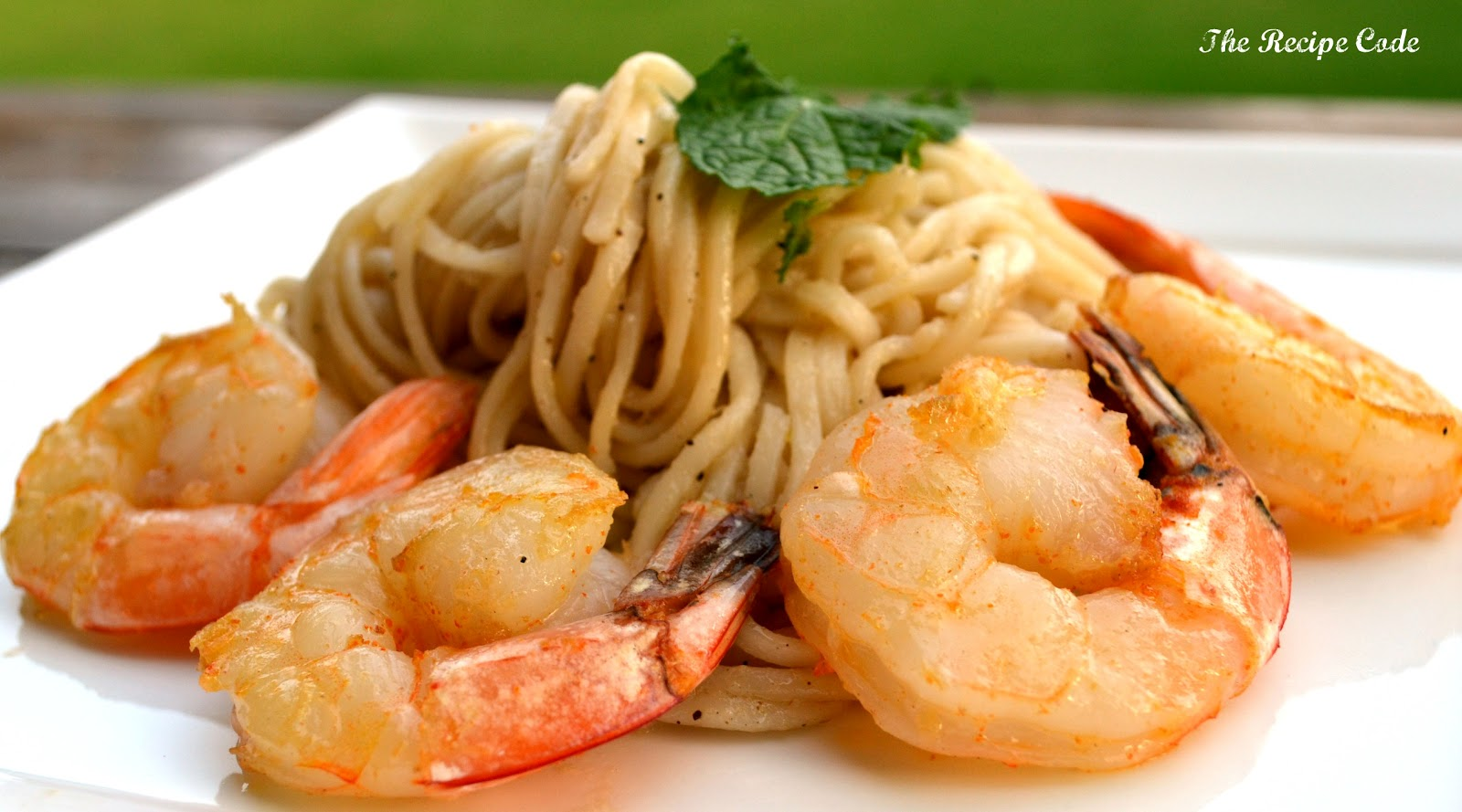 The Recipe Code: Crustacean Garlic Noodles