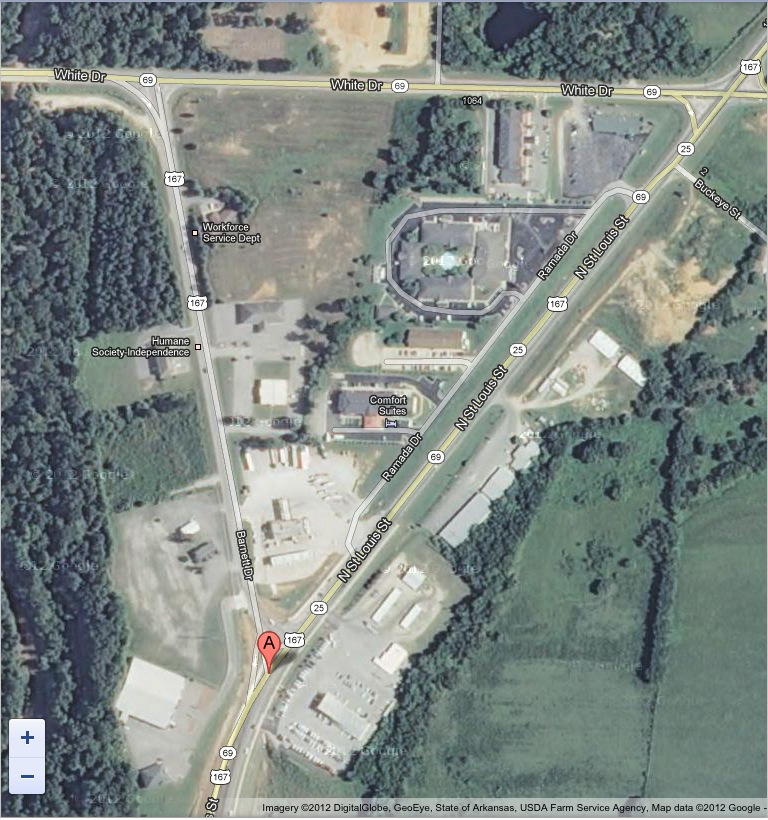 Commercial Property For Sale Batesville Ar