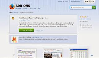 add-ons untuk mengetahui tentang situs lengkap