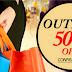 Outlet com 50% OFF - Lojas Leopardi