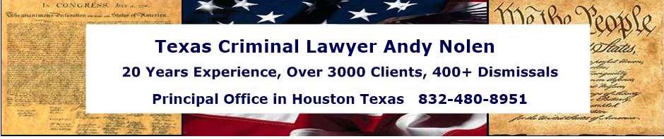 Houston Texas Criminal Lawyer | Harris County Attorneys