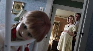 Boneka Annabelle doll