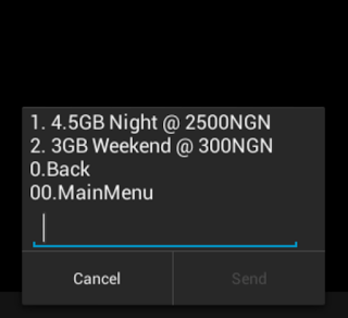 Weekend Data Bundle Subscription