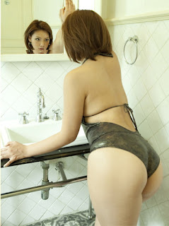 Kayo Noro Japanese Sexy Idol Sexy Bra Hot Photo Gallery 6