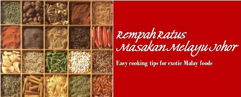 Rempah Ratus Masakan Melayu Johor