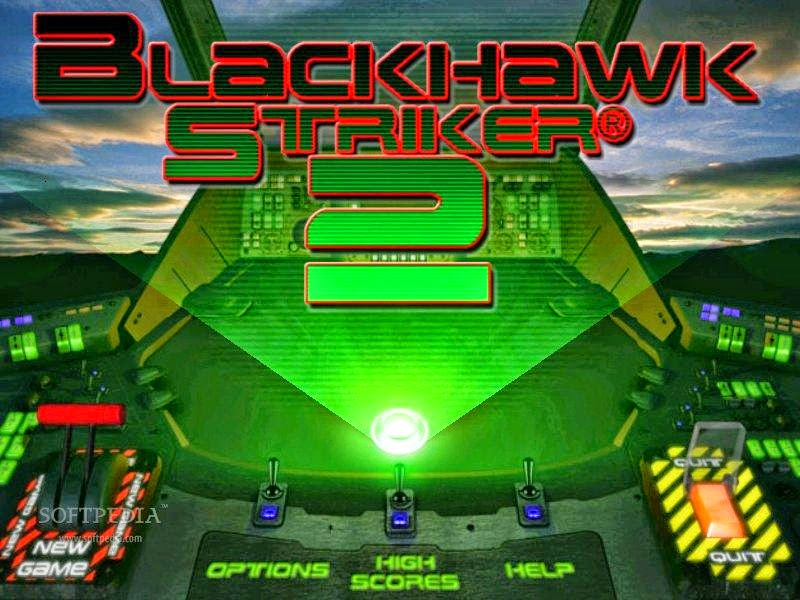 Blackhawk Striker 2 Game Free For PC