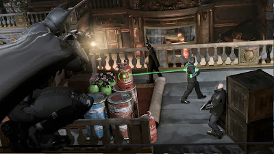 PC Game BATMAN ARKHAM ORIGINS Free Download