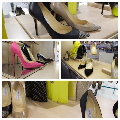 Jimmy Choo at Selfridges | Summer 2013 Holiday Post