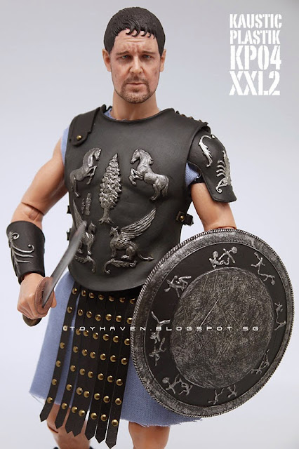 osw.zone toyhaven: Review Kaustic Plastik XXL Set 2 – 1/6th Arena Fighter Outfit Set aka Russell Crowe's... 2015-04-22 00:34:50 KP