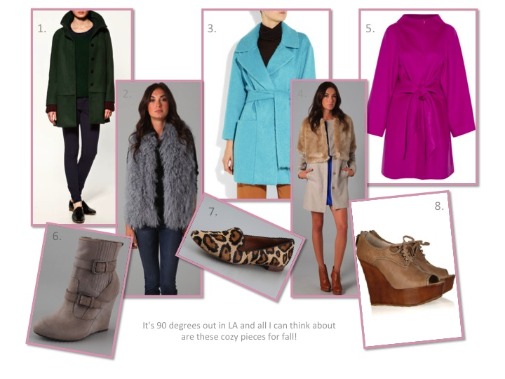 Nicoles Guide To Style: August 2011