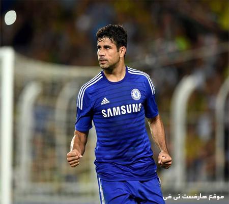 Diego Costa 2015 Chelsea