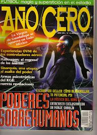 Revista Año Cero.num 11.