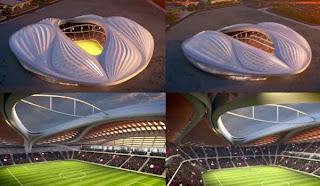 Stadion ini Dibangun Mirip Kelamin Wanita