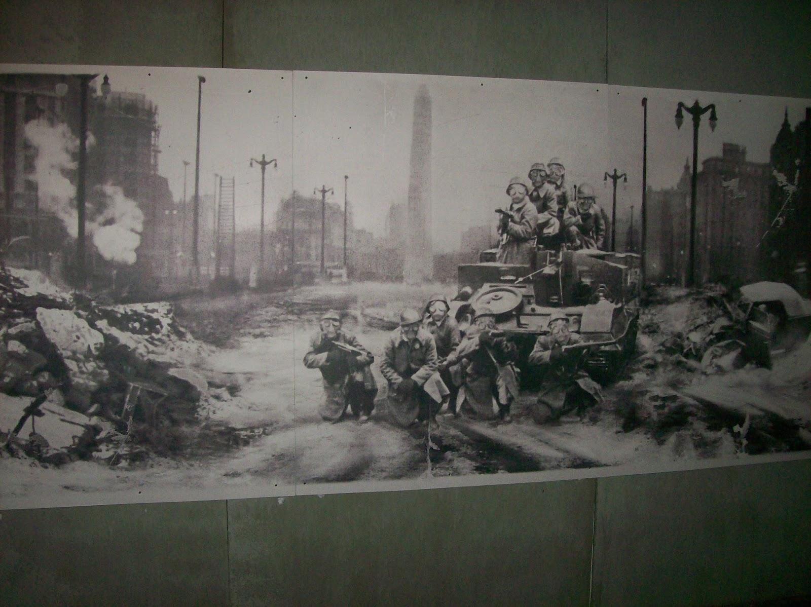 [Nos mienten] Invasion a Buenos Aires de 1963