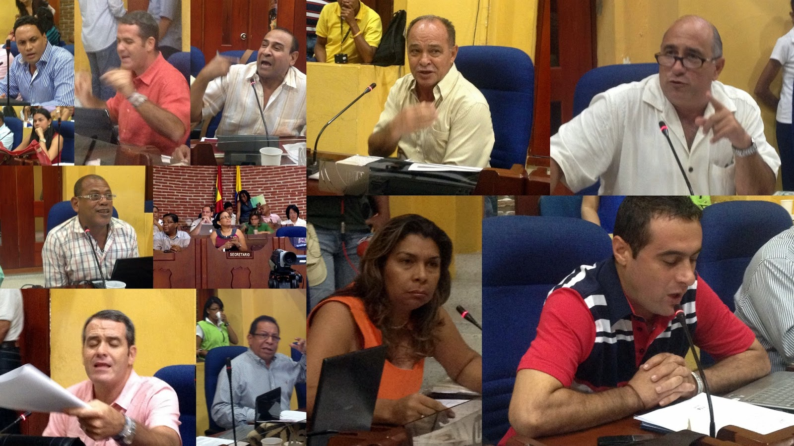 La educación de Cartagena estápostrada. debe cambiar para eso inicialmente hay que respaldarla con más inversión.