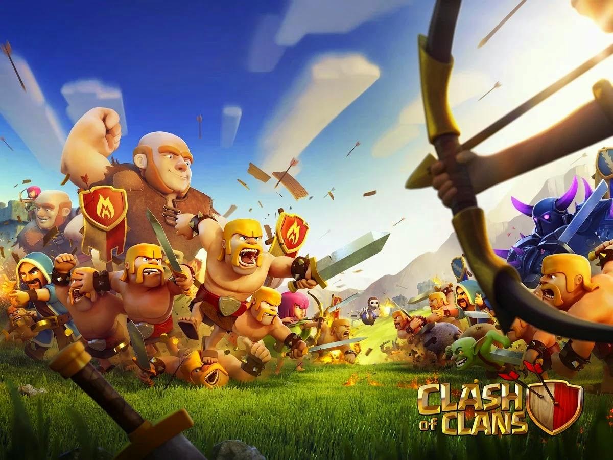 clash of clans rar mod