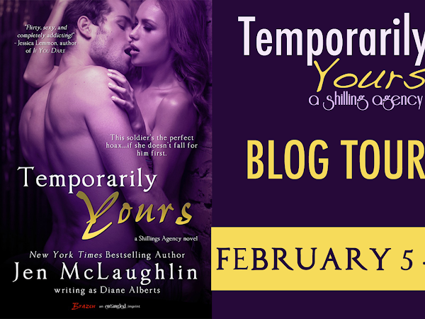 Q+A with Cooper from Temporarily Yours by Diane Alberts