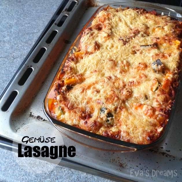 Rezept-Idee: Gemüse Lasagne