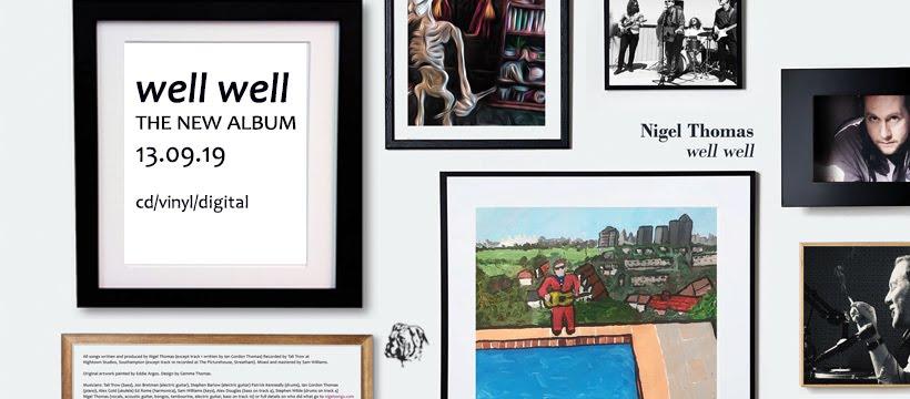 Nigel's travels...