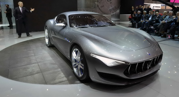 Carscoops Maserati Concepts