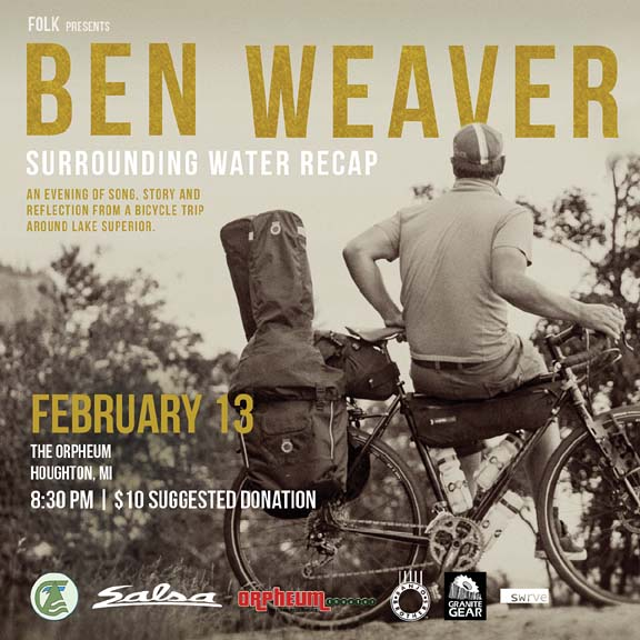 Ben Weaver returns to Hancock, Marquette