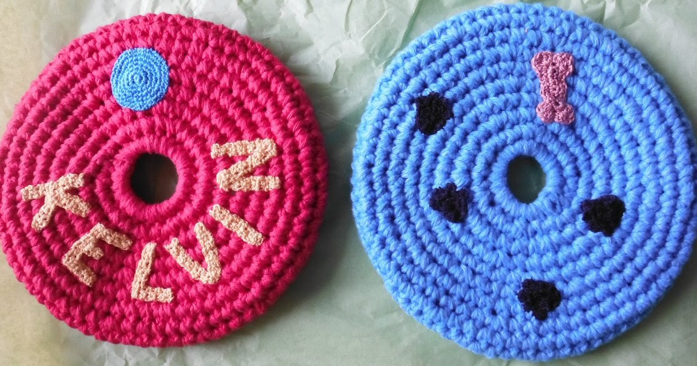 Dogs Paws Crochet Pattern