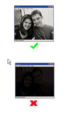 Cara Merubah Webcam Jadi InfraMerah (IR)
